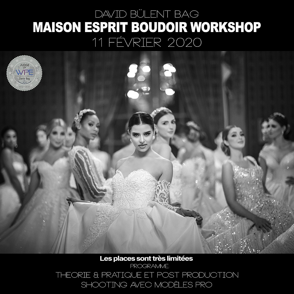 Maison Esprit Boudoir Workshop